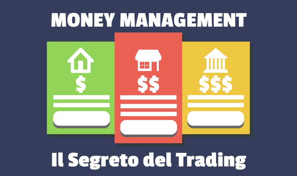 il money management il segreto del trading